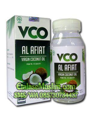 VCO (Virgin Coconut Oil) 150 ml Al-Afiat