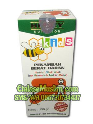 Honey Nutrition Kids (Penambah Berat Badan)
