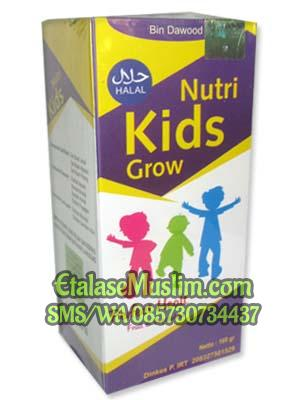 Madu Nutri Kids Grow Perfect Healt 160 gr