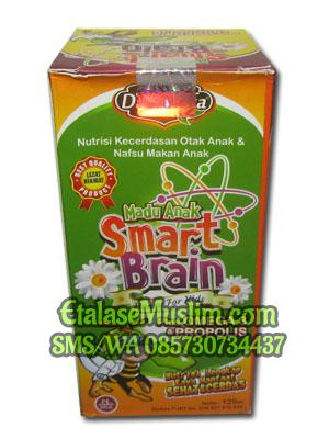 Madu Anak Smart Brain Honey For Kids Darusyifa