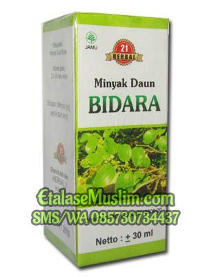 Minyak Daun Bidara 30 ml Herbal 21