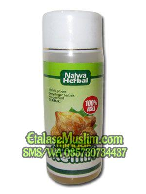 Minyak Kemiri 60 ml Najwa Herbal