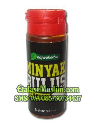 Minyak Bulus (Full Manfaat) 25 ml Najwa Herbal