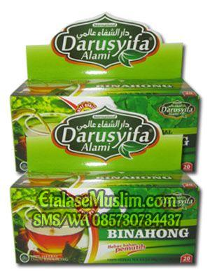 Teh Celup Herbal Binahong Darusyifa