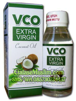 Vco Extra Virgin Coconut Oil 125 ml Ath Thoifah