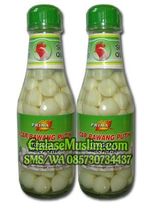 Prima Acar Bawang Putih Tunggal Garlic Pickled 125 g