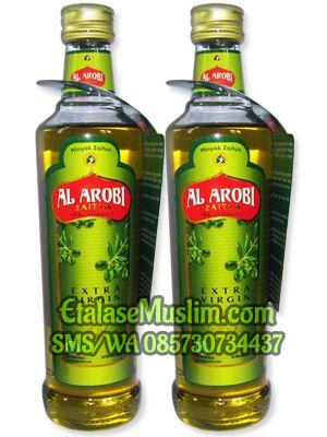 Minyak Zaitun Extra Virgin Al-Arobi 325 ml