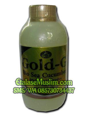 Jelly Gamat Gold-G 500 ml (BOTOL GEMUK)