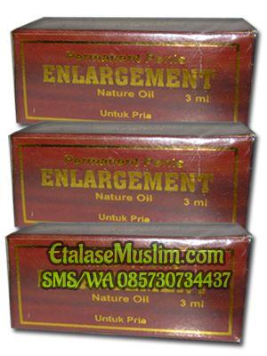 Permanent Penis Enlargement (Natural Oil)