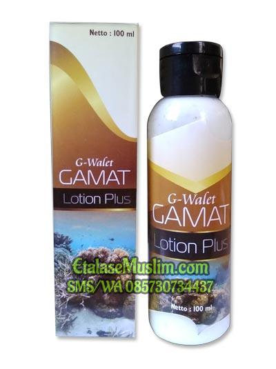 G-Walet GAMAT Lotion Plus 100 ml