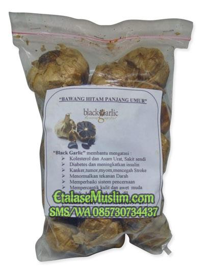 [500 gram] Bawang Hitam - Black Garlic