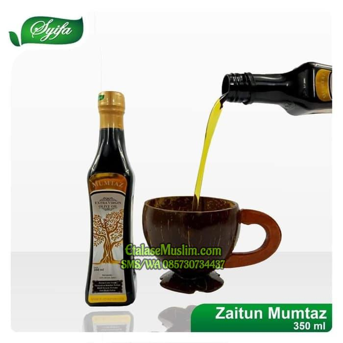 MUMTAZ - Minyak Zaitun Extra Virgin Olive Oil 350 ml