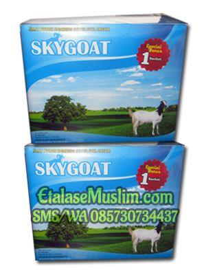 SKYGOAT (Susu Bubuk Kambing Etawa Full Cream)
