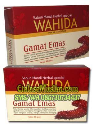 Sabun Herbal Special Wahida Gamat