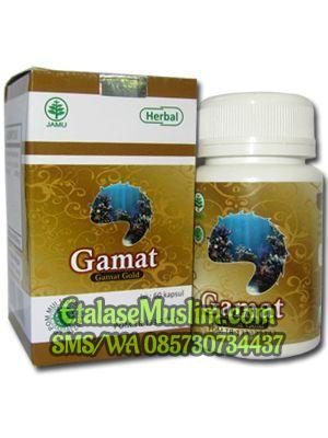 Kapsul Gamat Gold Herbal Indo Utama