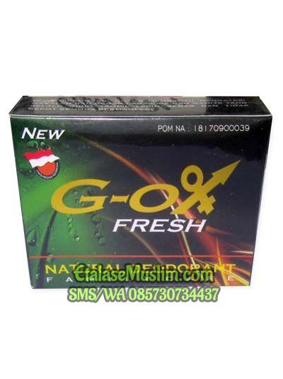 G-OX Fresh (Natural Deodorant)
