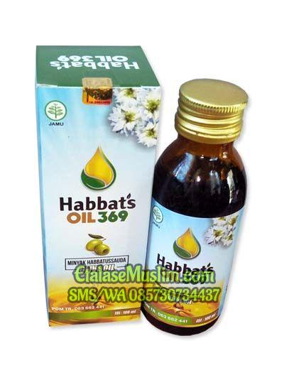 HabbatS Oil 369 isi 100 ml