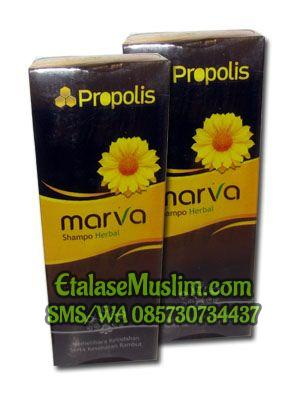 Shampo Herbal Propolis Marva