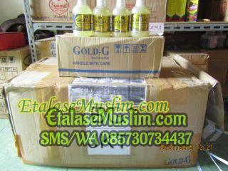 Jelly Gamat Gold-G 320 ml
