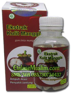 jual ekstrak kulit manggis 75 kapsul ash shihhah etalase