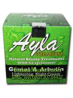 Ayla Lightening Night Cream