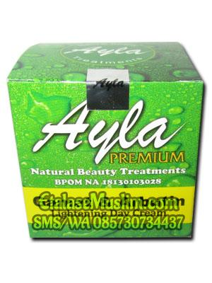 Ayla Gamat & Arbutin (Lightening Day Cream)