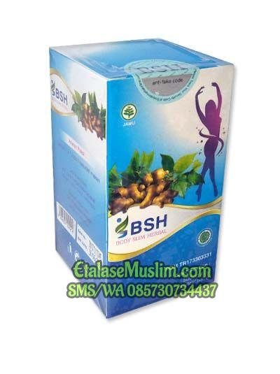 Body Slim Herbal (BSH) Pelangsing Herbal Organik