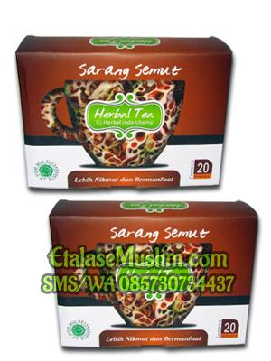 Herbal Tea Sarang Semut Herbal Indo Utama