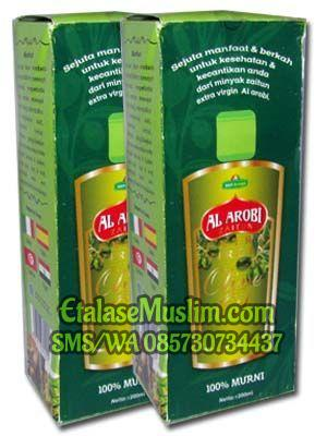 Minyak Zaitun Extra Virgin Al-Arobi 200 ml