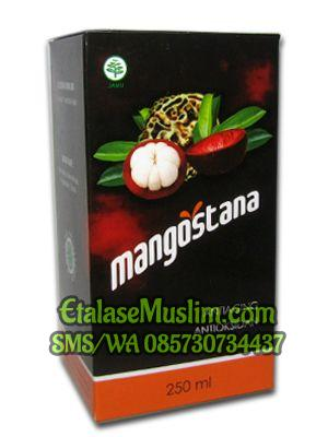 Madu Mangostana Herbal Indo Utama