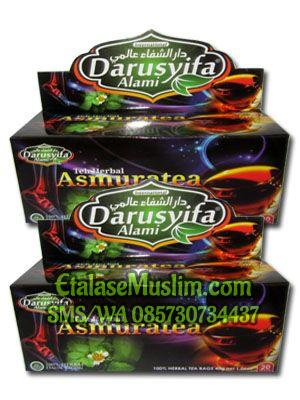 Tea Herbal Asam Urat (Asmurat) Darusyifa