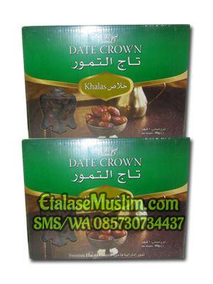 Kurma Dates Crown Khalas 1 kg