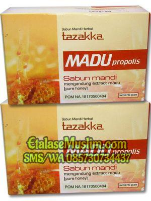 Sabun Mandi Herbal Madu Propolis