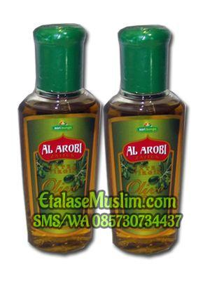 Minyak Zaitun Extra Virgin Al-Arobi 60 ml